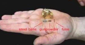 Mała broń, a wielka rozwałka