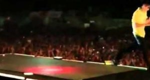 Skok w publiczność