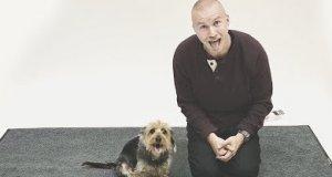 Reakcja psów na szczekającego człowieka