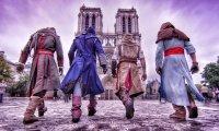 Parkour z Assassin's Creed w prawdziwym życiu