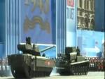Uparty, rosyjski czołg