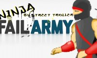 Tajemniczy ninja od FailArmy