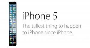 Parodia iPhone'a 5 - Najdłuższy iPhone