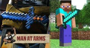 Miecz dla fanów Minecrafta
