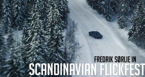 Zimowa przejażdżka po lesie