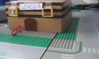 Animacja z klocków lego