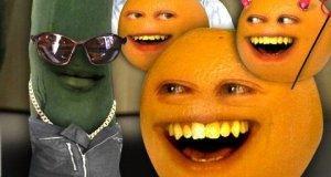 Nieznośna pomarańcza - ogórek