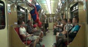 Spiderman w Warszawie 2