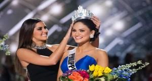 Wpadka podczas gali Miss Universe 2015