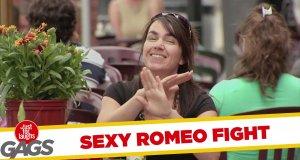 Ukryta kamera - Romeo