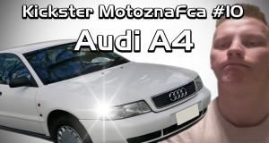 Kickster MotoznaFca - Audi A4