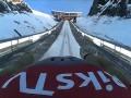 Skok narciarski z kamerką