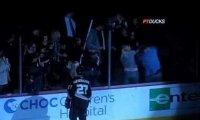 Walka o hokejowy kij