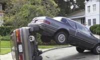 Samochody po wypadkach