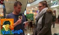 Kto się znajduje na autoportrecie Van Gogha?