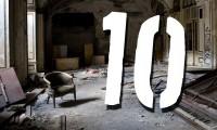 10 strasznych, opuszczonych miejsc