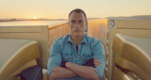 Van Damme w reklamie Volvo