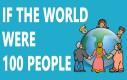 Gdyby na świecie mieszkało 100 osób