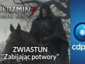 Wiedźmin 3: Dziki Gon - Zabijając potwory - zwiastun [+18]