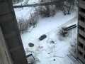 Zimowe skoki bungee