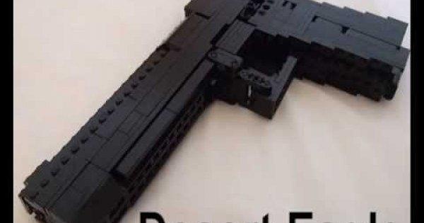 Spluwy z LEGO