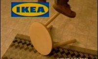 Interesująca reklama Ikei