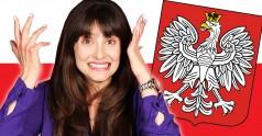Amerykanie próbują wymówić nazwy polskich miast