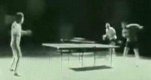 Kung Fu Ping-Pong