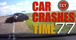 """""""Najlepsze"""" wypadki drogowe nr 77"""