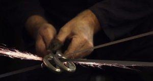 Tradycyjna manufaktura nożyczek
