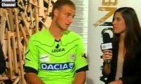 Wojciech Pawłowski - Wywiad dla Udinese