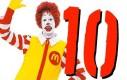 10 odpychających faktów o McDonald's #2