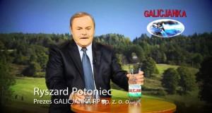 Galicjanka - reklama roku