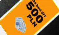 Wydaj swoje 500 zł!