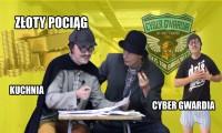 Cyber Marian #45: Złoty pociąg, kuchnia i Cyber Gwardia