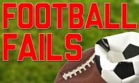 Kompilacja footballowych wypadków