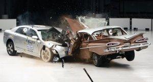 Bezpieczeństwo aut kiedyś i dziś