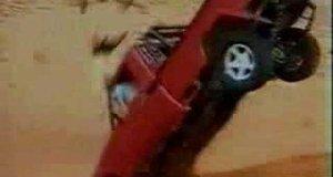 Wypadek na pustyni