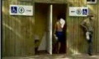 Ukryta kamera - damska łazienka