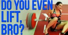 Największe wpadki z siłowni