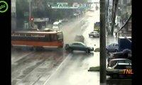 Kompilacja rosyjskich wypadków samochodowych   TNL 2012