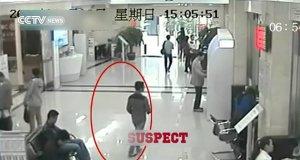 Natychmiastowa reakcja na widok złodzieja