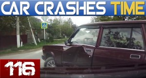 """""""Najlepsze"""" wypadki drogowe nr 116"""