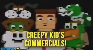 Najdziwniejsze reklamy dla dzieci