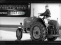 Fotoradar - traktor