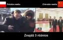 Polskie media vs chińskie media