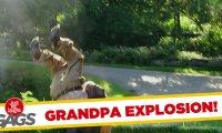 Ukryta Kamera - Eksplodujący dziadek