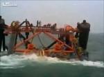 Platforma wydobywcza tonie w Zatoce Perskiej