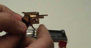 Najmniejszy pistolet świata