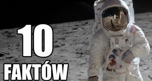 10 niezwykłych faktów księżycowych